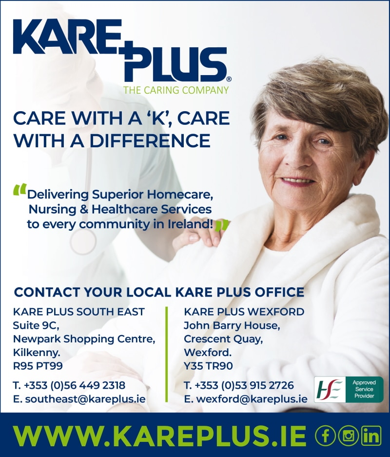 Kare Plus Wexford